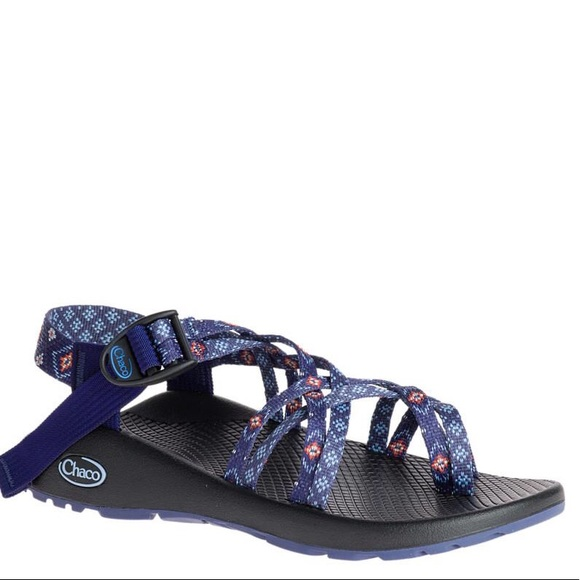 c1df3412e34f Chaco Shoes - NWOT Chaco Women s ZX 2 Classic Wink Blue J106108